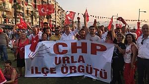 URLA DENİZLİ VE GÜVENDİK MAHALLESİ'NDE CHP DELEGELERİ BELİRLENDİ