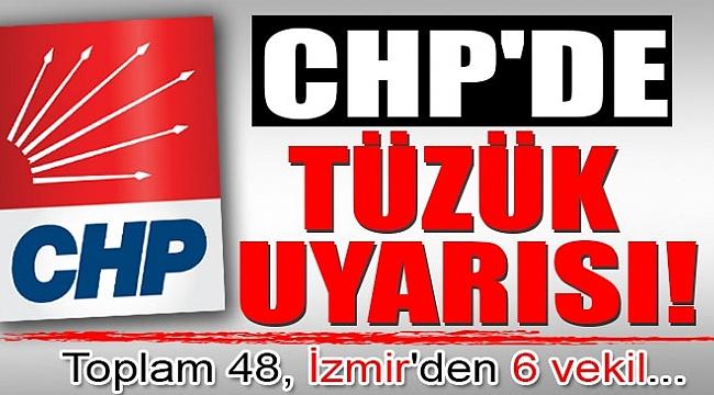 CHP'li 48 vekilden ortak tüzük deklarasyonu