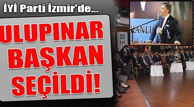 İYİ Parti İzmir ilk İl Kongresi yapıldı