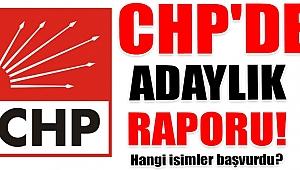 İZMİR CHP'DE ADAY ADAYLARININ TAM LİSTESİ