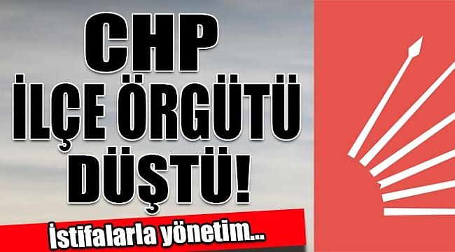 EGE'NİN EN ÖNEMLİ İLÇESİNDE ŞOK!