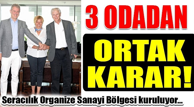 İZMİR'E YENİ SANAYİ BÖLGESİ
