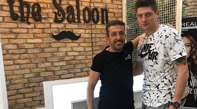 Seleznyov'a kupa primi F.Bahçelii berberinden!