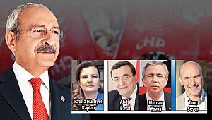 CHP 3 BÜYÜK KENTE ADAY BELİRLİYOR!