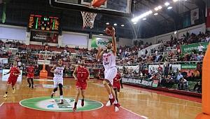 FIBA Eurocup: Pınar Karşıyaka: 90 - Spiriou Charleroi: 72