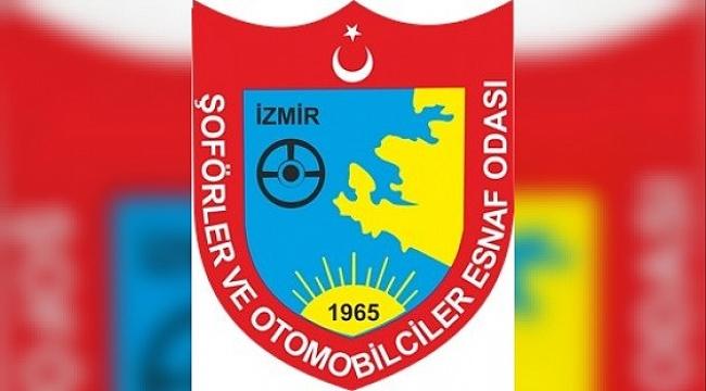 """İzmir Şoförler ve Otomobilciler Esnaf Odası: """"Dayatma yok"""""""
