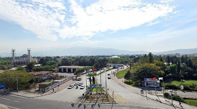 Ege Üniversitesi Yerleşkesi Master Planı hazırlanıyor