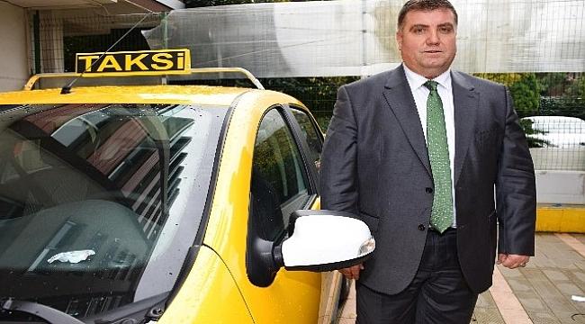 Taksicilerden Başkent'e çağrı