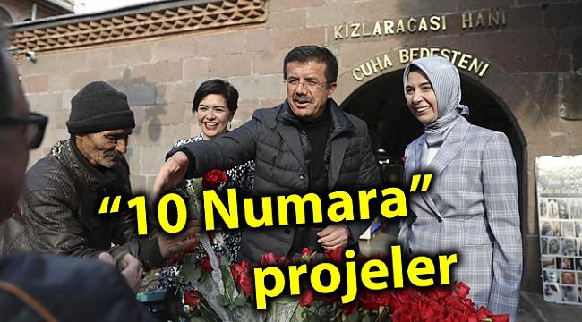 """""""10 Numara"""" projeler"""