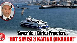 DENİZ TİCARET ODASI'NDA AÇIKLADI