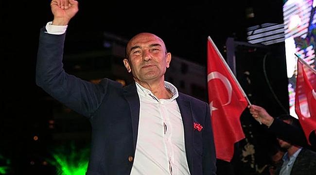 Büyükşehir Belediye Başkanı Tunç Soyer: Türkiye değişecek!