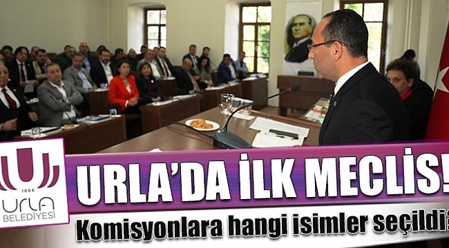 KOMİSYON ÜYELERİ BELİRLENDİ