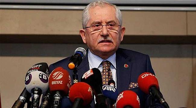 YSK Başkanı Güven'den 'itiraz' açıklaması
