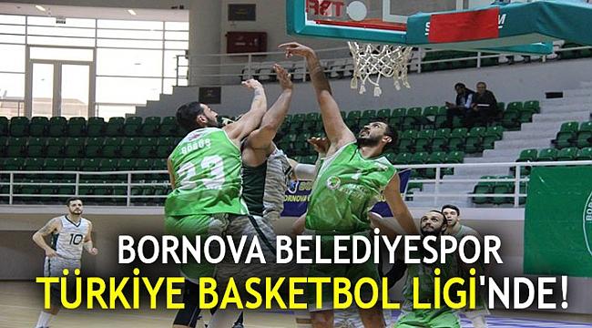 Bornova Belediyespor Türkiye Basketbol Ligi'nde