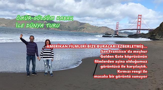 AMERİKAN FİLMLERİ BİZE BURALARI EZBERLETMİŞ...