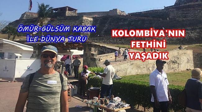 SANKİ KOLOMBİYA'NIN FETHİNİ YAŞADIK!