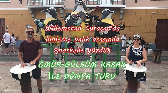 Willemstad, Curaçao ve şnorkel