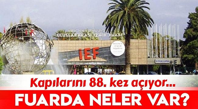 88. FUARIN PARTNER ÜLKESİ ÇİN