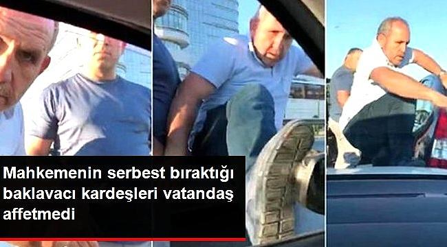 HAMİLE KADINA SALDIRIP DARP ETMİŞLERDİ