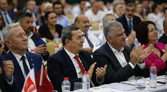 KIYI EGE BELEDİYELER BİRLİĞİ MARMARİS'TE TOPLANDI