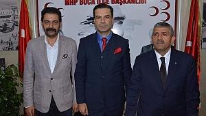MHP İZMİR'DE 4 ATAMA