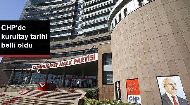 PARTİ MECLİSİ KARARINI VERDİ