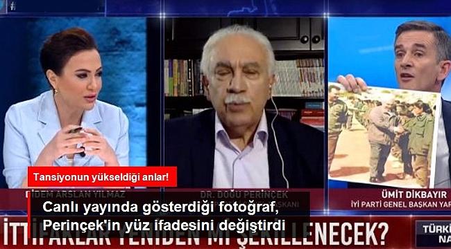 APO İLE BİRLİKTE PKK'LILARLA TOKALAŞTIĞI FOTOĞRAF NEŞESİNİ KAÇIRDI