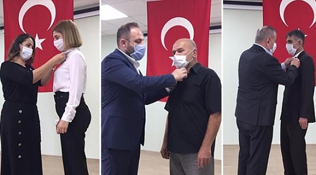 HDP'Lİ 3 MECLİS ÜYESİ AK PARTİ'YE GEÇTİ