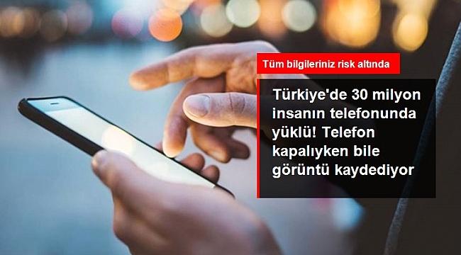 BU PROGRAMI TELEFONUNA YÜKLEYENLERİN, BANKA HESABI BİLE TEHLİKEDE!