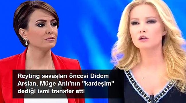 DİDEM ASLAN, MÜGE ANLI'YA İLK GOLÜ ATTI!!!!!