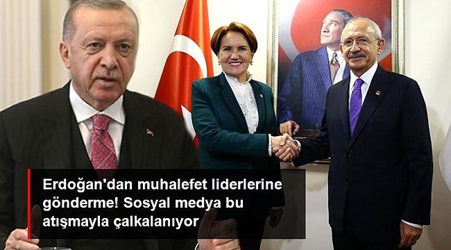 SİYASETTE TWİTLİ ATIŞMA!