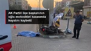 İZMİR'İ YASA BOĞAN KAZA