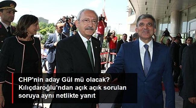CHP LİDERİ, TARTIŞMALARA NOKTAYI KOYDU!!!