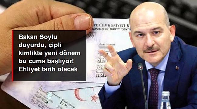 EHLİYETLER KALDIRILIYOR