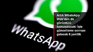 2021'de WhatsApp'a  6 yeni özellik geliyor