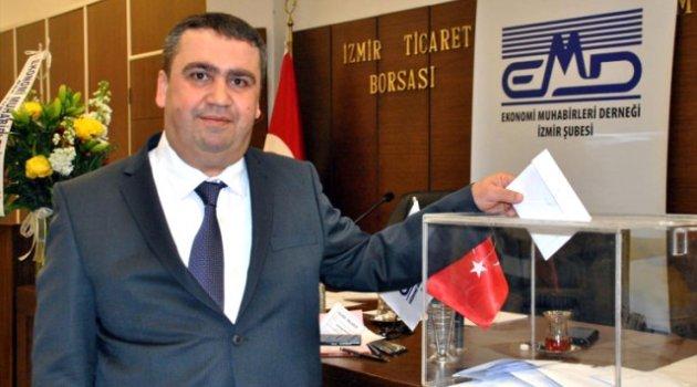 Emd İzmir Şubesi Yeni Yönetimi Belli Oldu