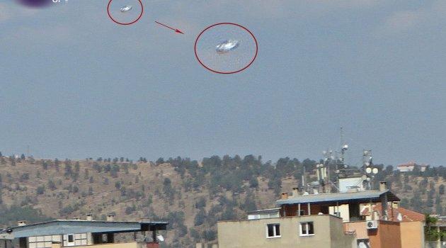 İzmir'de görülen bu cisimlerin UFO olduğu kanıtlandı!