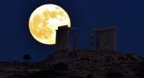 70 yılın en büyük dolunayı geliyor!