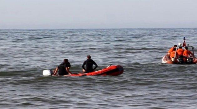 Zıpkınla balık avı için dalış yapan kişi kayboldu