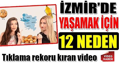 GAVUR İZMİR'DE YAŞAMAK İÇİN 12 NEDEN!